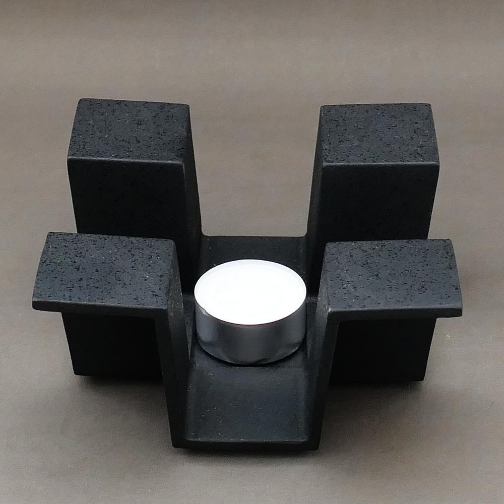 WAZUQU réchaud L - noir