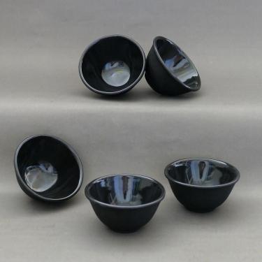 WAZUQU Cup Muromachi black (pce)