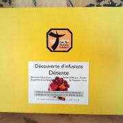 Détente (coffret découverte de 4 infusions sans théine et documentation)