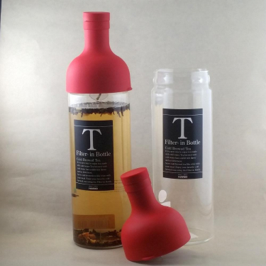HARIO Filter-in Bottle pour thé froid 7.5 dl