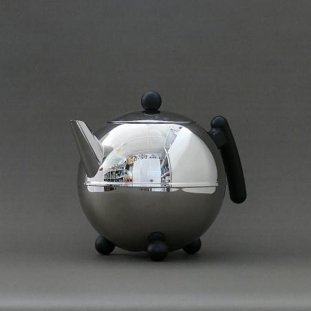 Bredemeijer 1.20l DUET BELLA RONDE argent / noir